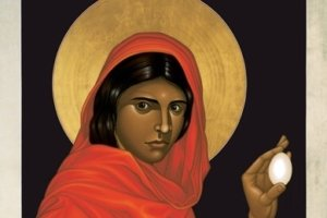 Mary of Magdala, Magdalena Healing